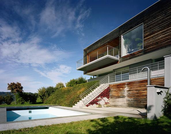 Architecture「Residential housing, Grasberg, Upper Austria, architect Arge Ateliers, 1999」:写真・画像(17)[壁紙.com]
