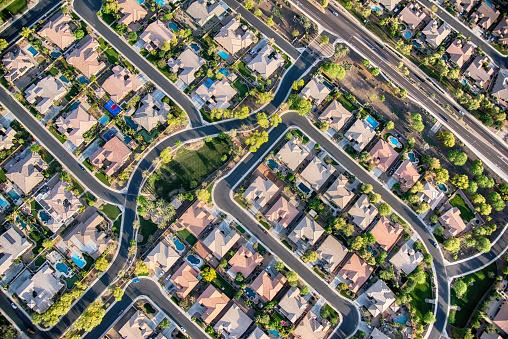Image「Residential Development Aerial」:スマホ壁紙(10)