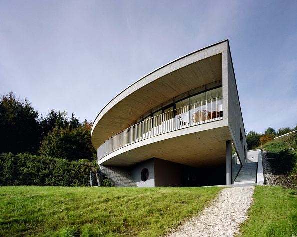 Grass「Residential housing, Seewalchen am Attersee, Austria, architects Luger & Maul,1994」:写真・画像(19)[壁紙.com]