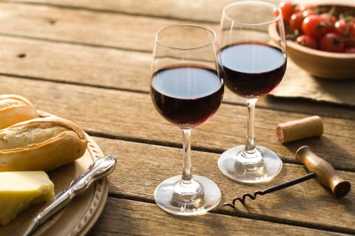 Two Objects「Red Wine Alfresco」:スマホ壁紙(13)