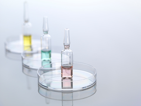 Development「Ampullae in petri dishes」:スマホ壁紙(3)