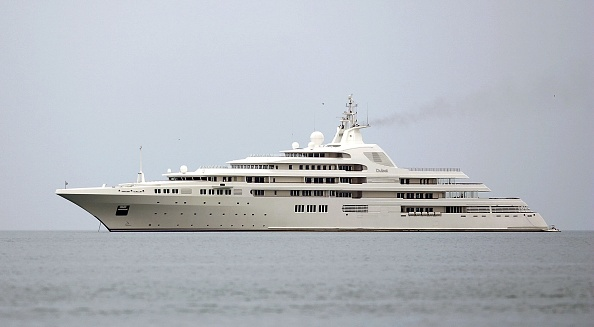 Dubai「Super Yacht Moors in Doha, Qatar」:写真・画像(19)[壁紙.com]