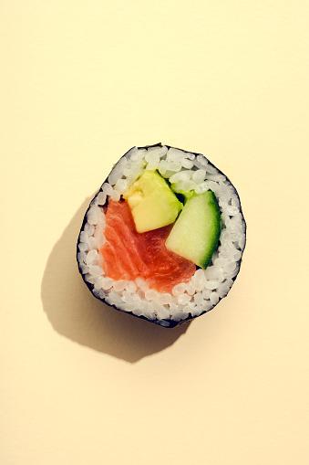 Salmon - Seafood「Sushi」:スマホ壁紙(8)