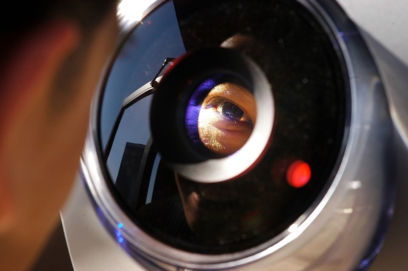 Iris - Eye「New Jersey School System Uses Iris-Recognition Technology」:写真・画像(3)[壁紙.com]