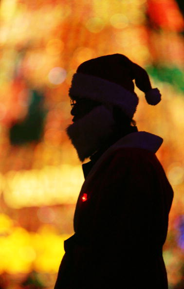 Christmas Decoration「China Prepares For Christmas Holiday」:写真・画像(19)[壁紙.com]