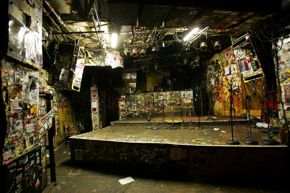 Rock Music「A Look At Famed New York Rock Club CBGB's With Owner Hilly」:写真・画像(17)[壁紙.com]