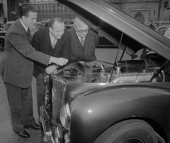 Fred Morley「Diesel Engine Saloon」:写真・画像(19)[壁紙.com]