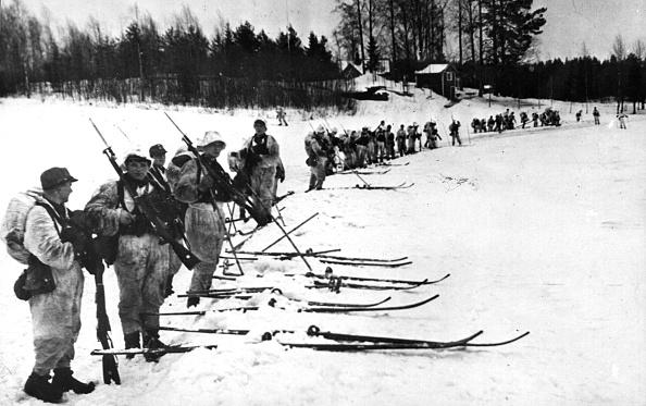 Winter「Finnish Troops」:写真・画像(14)[壁紙.com]