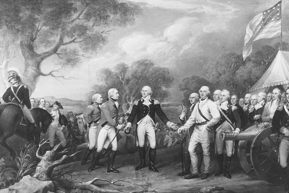Surrendering「Burgoyne's Surrender」:写真・画像(19)[壁紙.com]
