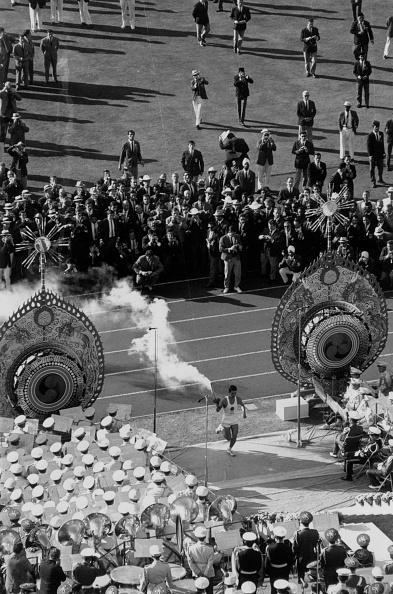 Tokyo - Japan「Olympic Torch」:写真・画像(2)[壁紙.com]