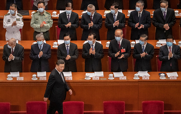Diplomacy「China Holds Annual Two Sessions Meetings Amidst Global Coronavirus Pandemic」:写真・画像(6)[壁紙.com]