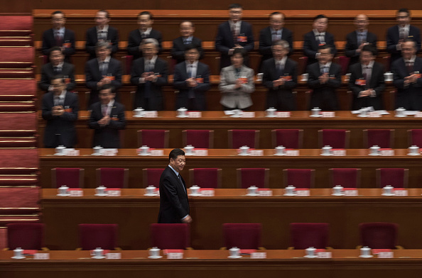 Meeting「China's National People' Congress (NPC)-Closing Meeting」:写真・画像(6)[壁紙.com]