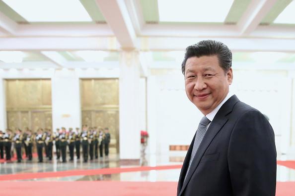Diplomacy「Presidnet Xi Jinping Meets Visiting Armenian President Serzh Sargsyan」:写真・画像(3)[壁紙.com]