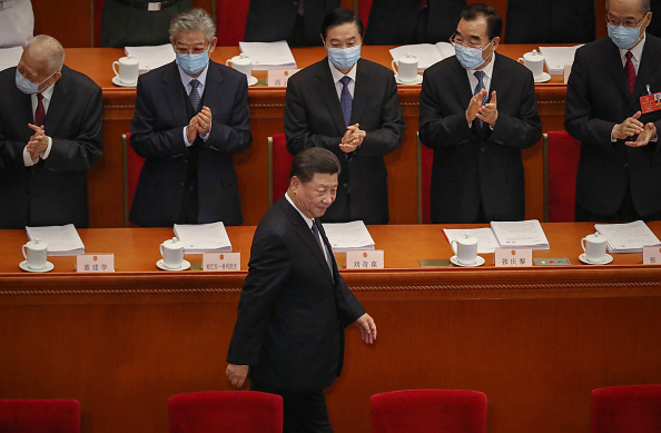 Diplomacy「China Holds Annual Two Sessions Meetings Amidst Global Coronavirus Pandemic」:写真・画像(5)[壁紙.com]