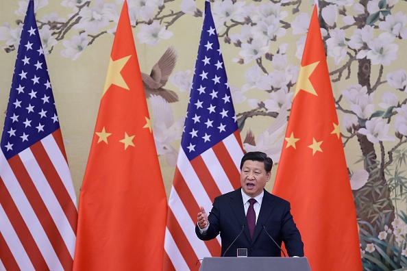 Diplomacy「U.S. President Barack Obama Visits China」:写真・画像(1)[壁紙.com]