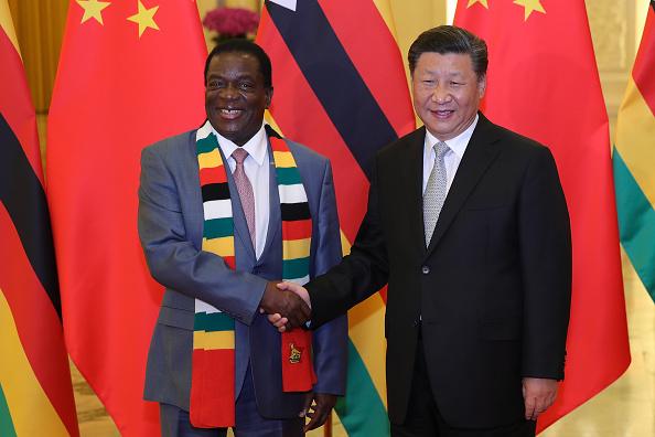 Zimbabwe「President Xi Jinping Meets Foreign Leaders」:写真・画像(16)[壁紙.com]