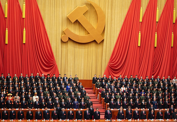 Politics「19th National Congress Of The Communist Party Of China (CPC) - Closing Ceremony」:写真・画像(15)[壁紙.com]