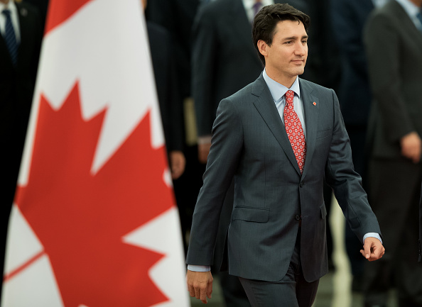 Canada「Canadian Prime Minister Justin Trudeau Visits China」:写真・画像(6)[壁紙.com]