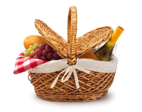 Basket「Picnic Basket」:スマホ壁紙(15)