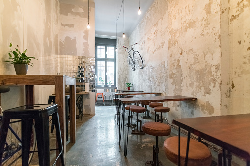 Berlin「Germany, Berlin, Berlin-Kreuzberg, vegan restaurant」:スマホ壁紙(16)