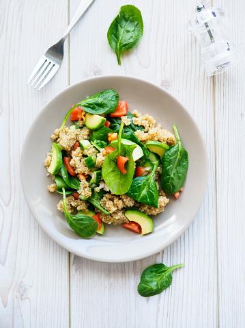 Spinach「quinoa salad」:スマホ壁紙(3)