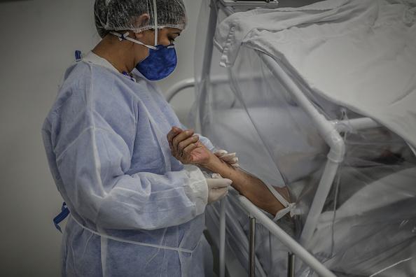Brazil「Coronavirus Pandemic Overwhelms Brazilian City Of Manaus」:写真・画像(10)[壁紙.com]