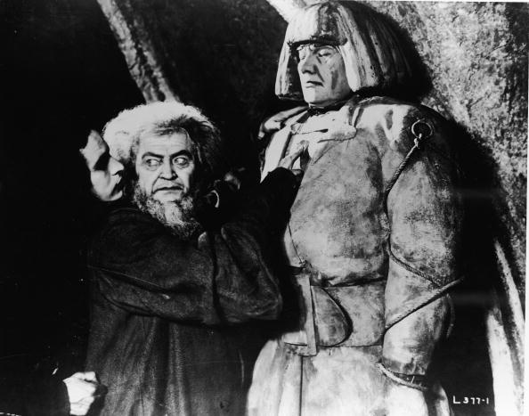 Horror「Scene From German Film, 'The Golem'」:写真・画像(2)[壁紙.com]