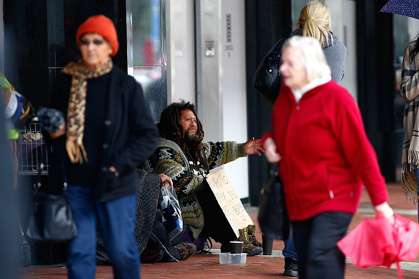 Homelessness「Homelessness And Poverty Key Issues Concerning New Zealanders Ahead Of Federal Election」:写真・画像(6)[壁紙.com]
