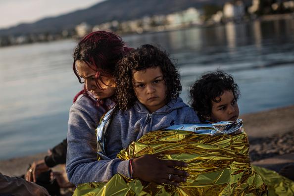 Crisis「Migrants Continue To Arrive On Greek Island Of Kos」:写真・画像(14)[壁紙.com]