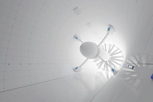 Wind Power「wind tunnel」:スマホ壁紙(11)