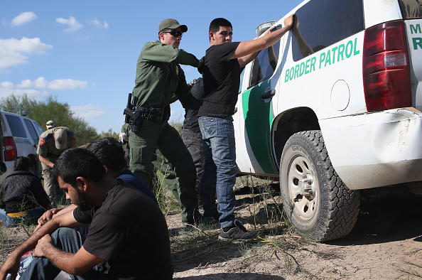 Mexico「Border Security Remains Key Issue In Presidential Campaigns」:写真・画像(6)[壁紙.com]