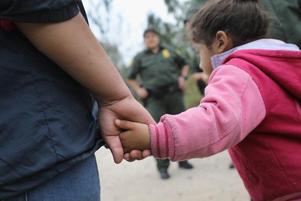Immigrant「Immigrants Surge Across Border Ahead Of Trump Inauguration」:写真・画像(17)[壁紙.com]