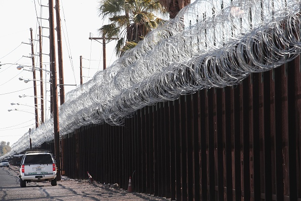 Mexico「Border Wall Funding The Focus Of Continued Partial Government Shutdown」:写真・画像(8)[壁紙.com]