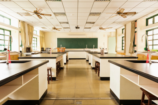 Chemical「Natural science classroom in school」:スマホ壁紙(10)