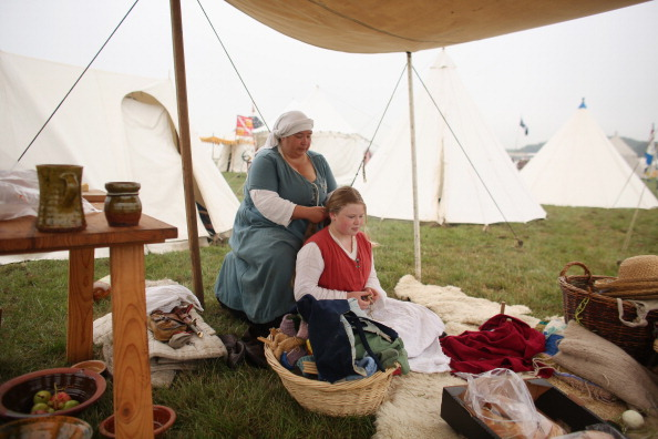 Highlights - Hair「Two Thousand Re-Enactors Participate In English Heritage History Live!」:写真・画像(13)[壁紙.com]