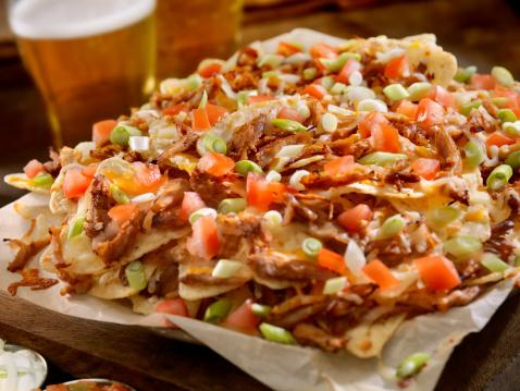 Taco「Pulled Pork Nachos」:スマホ壁紙(18)