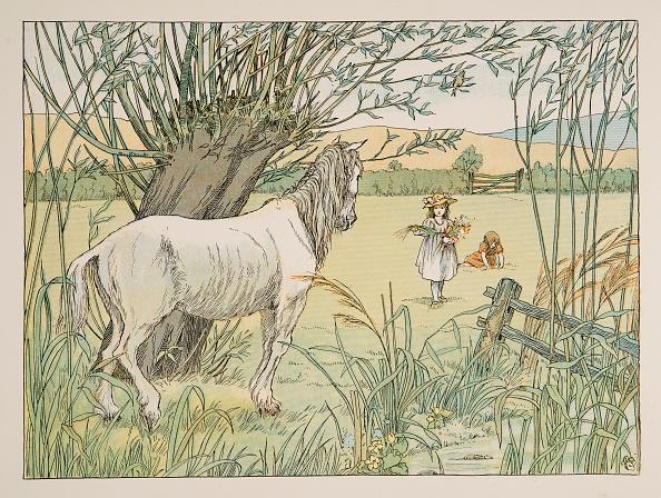 1900「The Old Bus Horse」:写真・画像(12)[壁紙.com]
