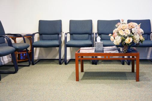Waiting Room「Waiting area」:スマホ壁紙(12)