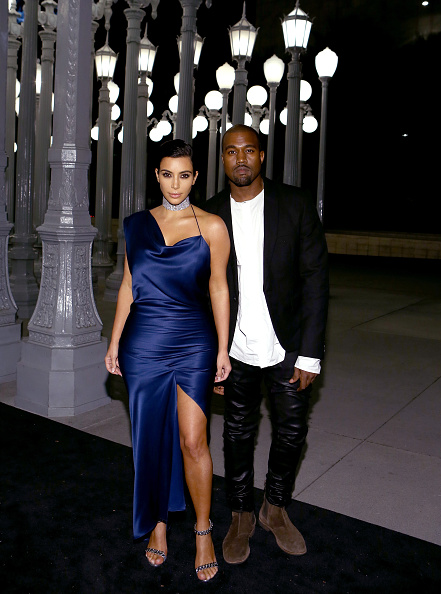 Kanye West - Musician「2014 LACMA Art + Film Gala Honoring Barbara Kruger And Quentin Tarantino Presented By Gucci - Inside」:写真・画像(11)[壁紙.com]