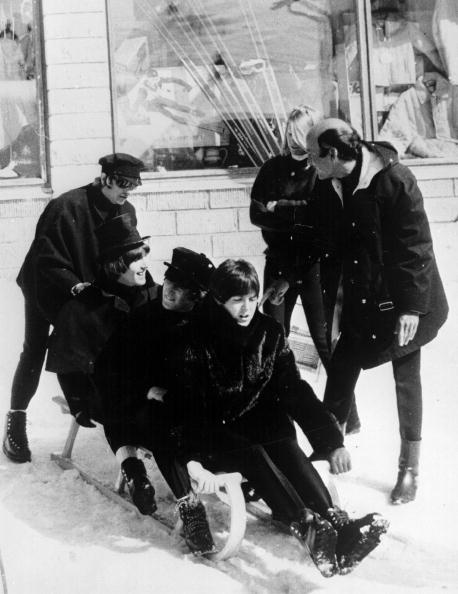 Comedy Film「Sledging Beatles」:写真・画像(4)[壁紙.com]