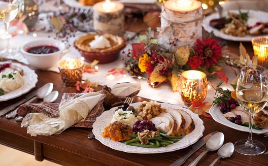 Mash - Food State「Thanksgiving Turkey Dinner」:スマホ壁紙(10)