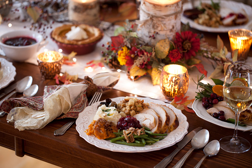 Mash - Food State「Thanksgiving Turkey Dinner」:スマホ壁紙(18)
