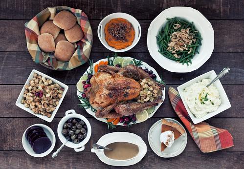 Gravy「Thanksgiving Turkey Dinner」:スマホ壁紙(16)