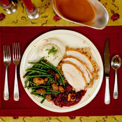 Mash - Food State「Thanksgiving Dinner」:スマホ壁紙(0)