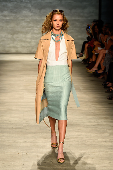 Mercedes-Benz Fashion Week「Mercedes-Benz Fashion Week Spring 2015 - Official Coverage - Best Of Runway Day 5」:写真・画像(12)[壁紙.com]