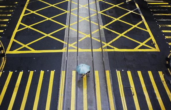 Jessica Hromas「Hong Kong Braces Itself For Typhoon Usagi」:写真・画像(3)[壁紙.com]