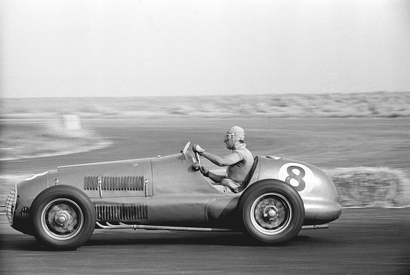 Racecar「Ascari In Ferrari」:写真・画像(3)[壁紙.com]