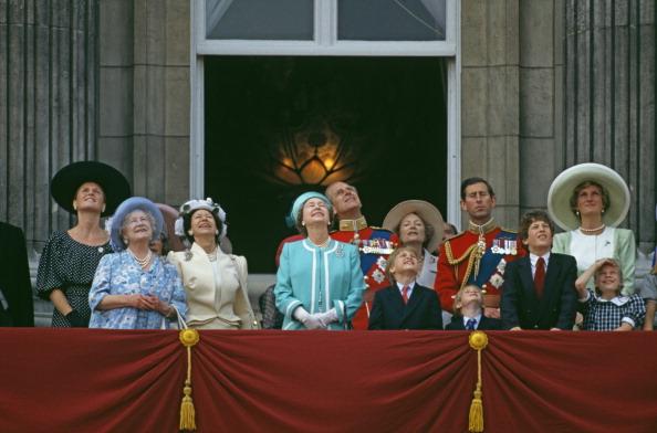 Formal Portrait「Royal Family Trooping」:写真・画像(19)[壁紙.com]