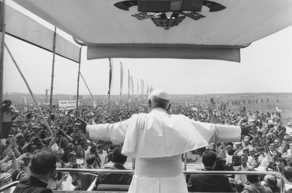 Poland「Pope John Paul II」:写真・画像(15)[壁紙.com]