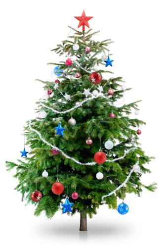Christmas Decoration「Christmas tree」:スマホ壁紙(8)